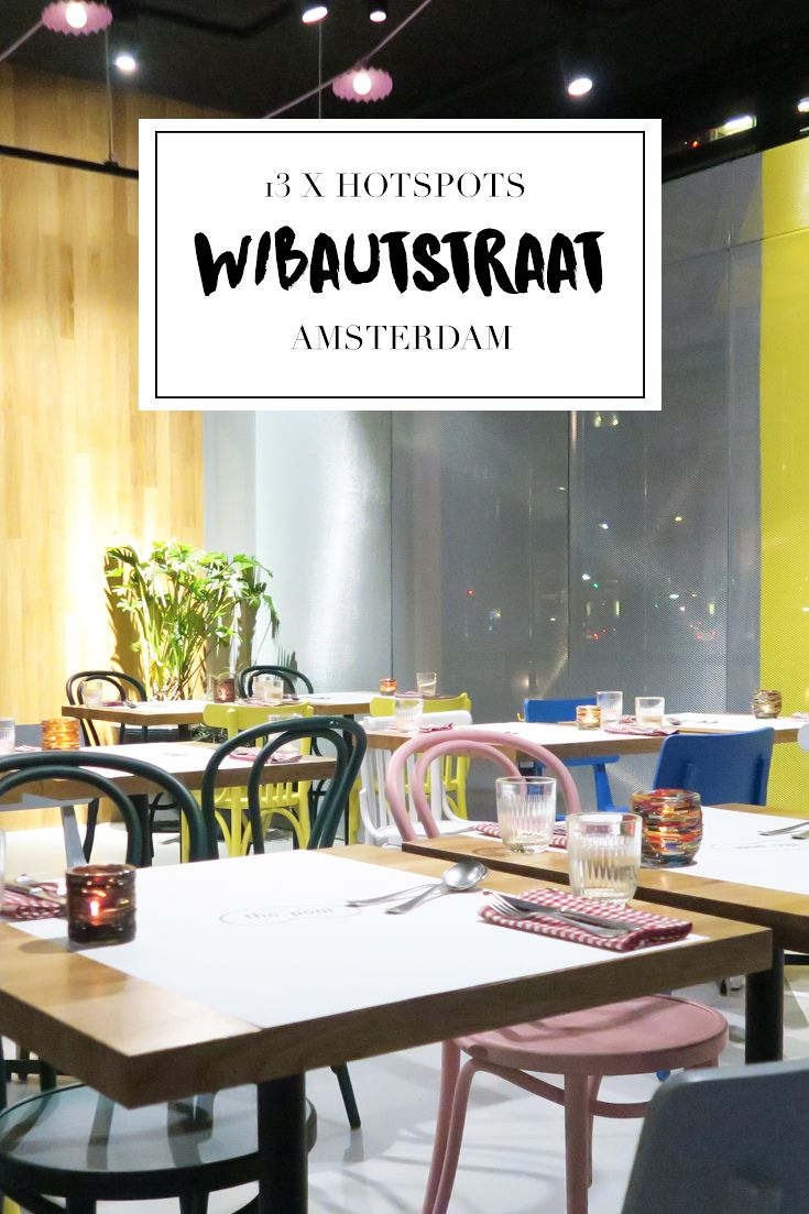 """Visiting the Wibautstraat in Amsterdam East? Make sure to check out the list on http://www.yourlittleblackbook.me/hotspots-wibautstraat-amsterdam/ with our favourite hotspots! Planning a trip to Amsterdam? Check http://www.yourlittleblackbook.me/ & download """"The Amsterdam City Guide app"""" for Android & iOs with over 550 hotspots: https://itunes.apple.com/us/app/amsterdam-cityguide-yourlbb/id1066913884?mt=8 or https://play.google.com/store/apps/details?id=com.app.r3914JB"""