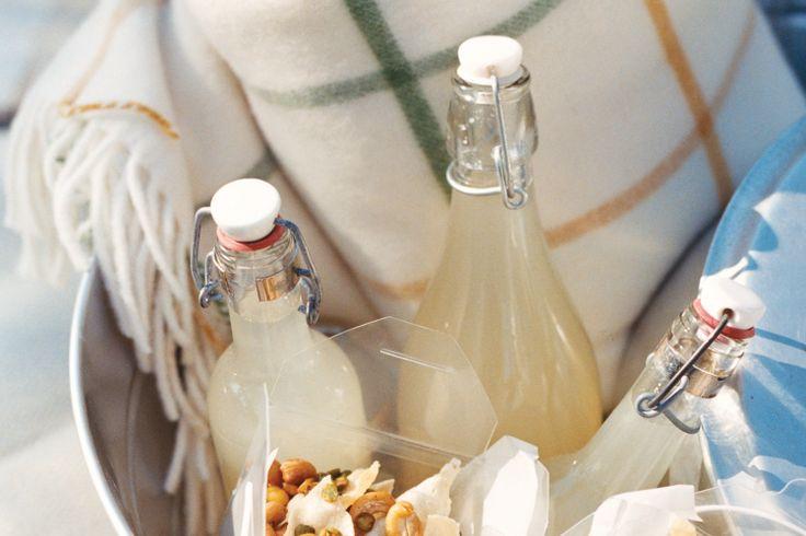 Lemon Barley Water Recipe - Taste.com.au