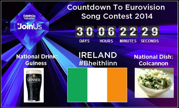 eurovision top songs 2014