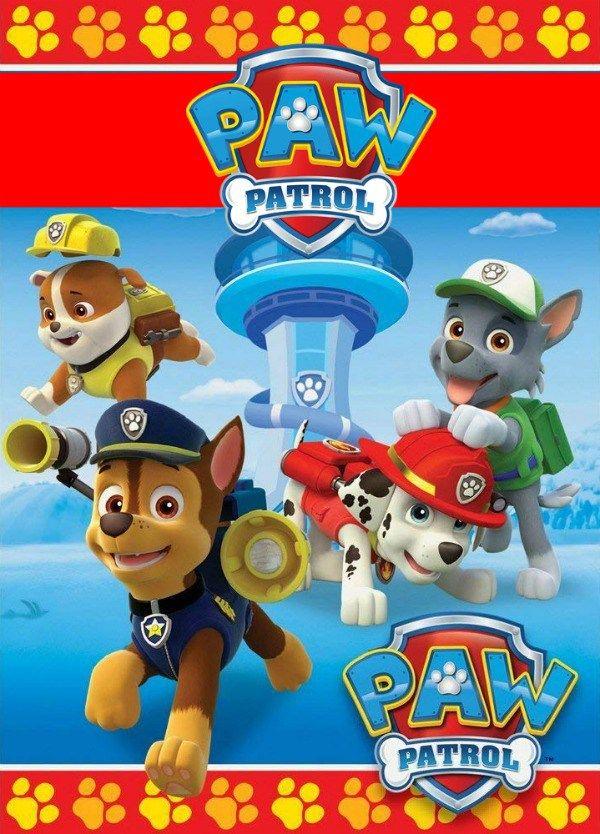 Paw Patrol Party Kids School Supplies Paw Patrol Fun Diys
