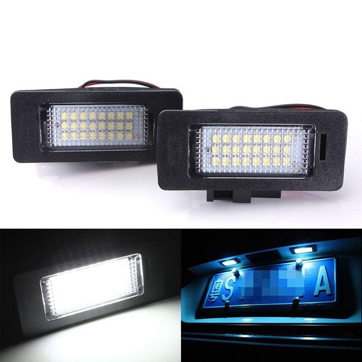 $8.98 (Buy here: https://alitems.com/g/1e8d114494ebda23ff8b16525dc3e8/?i=5&ulp=https%3A%2F%2Fwww.aliexpress.com%2Fitem%2F2Pcs-Car-LED-License-Plate-Light-12V-SMD3528-LED-Number-Plate-Lamp-For-Audi-A4-A5%2F32776843048.html ) 2Pcs Car LED License Plate Light 12V SMD3528 LED Number Plate Lamp For Audi A4 A5 Q5 S5 TT 08-13 Error Free for just $8.98
