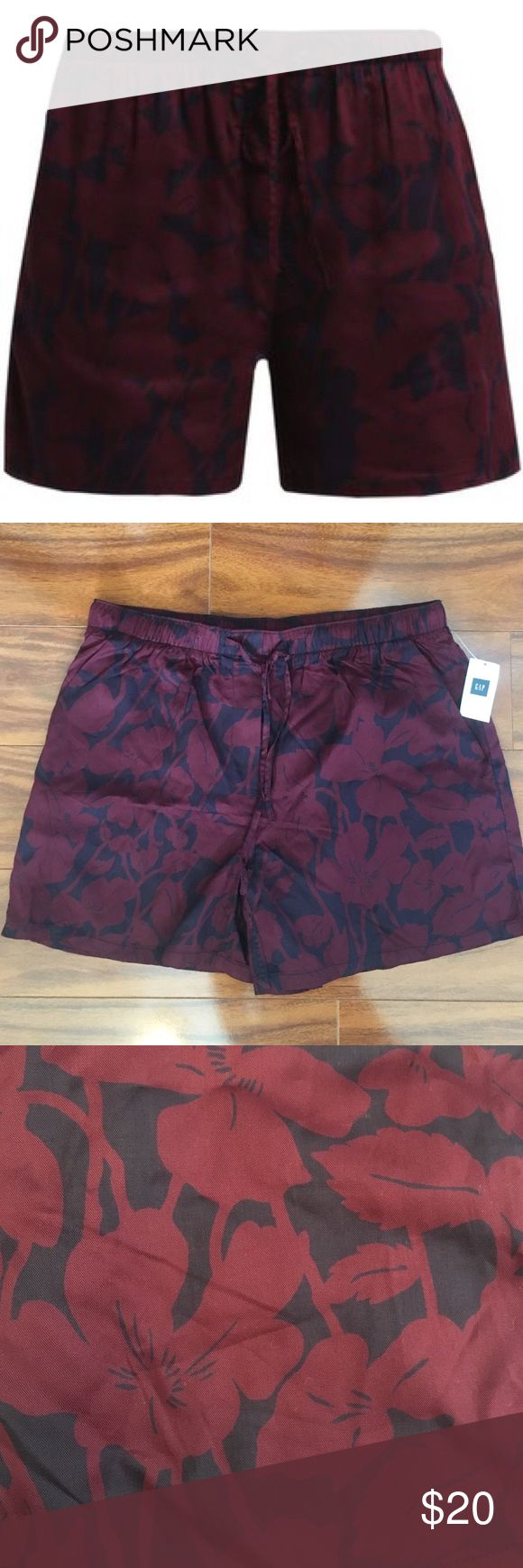 Gap Trend Printing Waist Casual Shorts Women Fits just like the one on the last picture . MSRP: $44.50 . Size medium GAP Shorts Bermudas