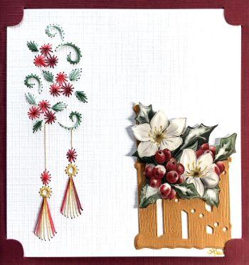 Handmade by Christina Henriette Marobi Hobby Kreativ