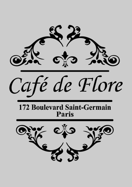 25  best ideas about french cafe decor on pinterest