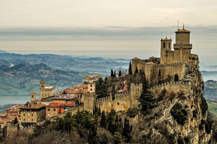 52 best images about San marino on Pinterest | On the side ...
