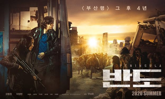 Sinopsis Peninsula Train To Busan 2 2020 Busan Film Zombi