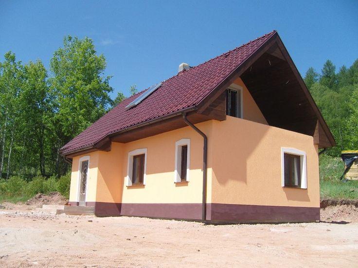 Projekt domu Sosenka 3