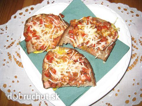 Pizza chlebík