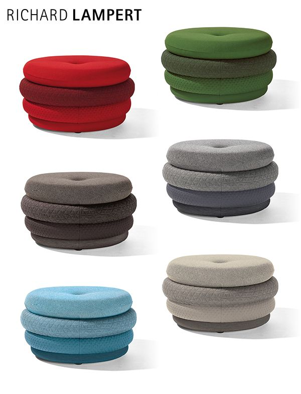 A Tom for all occasions – ›FAT TOM‹ pouf by Alexander Seifried