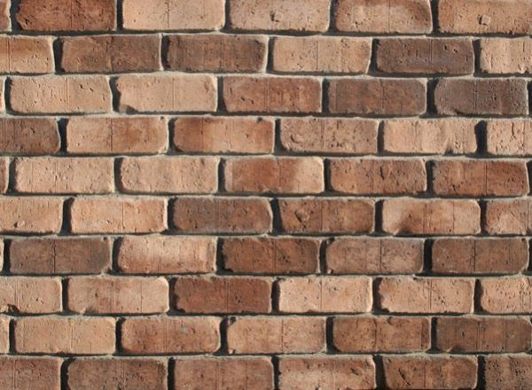 Tumbled Thin Brick Veneer (Color: Wilshire)