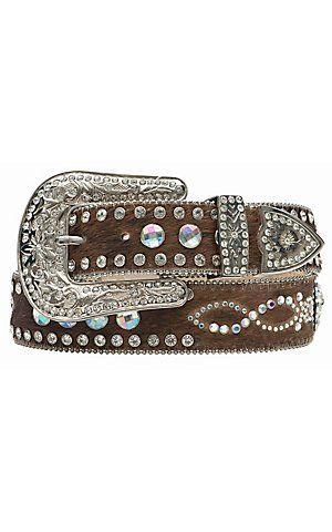 Nocona Womens Rhinestone Western Belt N3492602 | Cavenders Women's Belts - http://amzn.to/2id8d5j