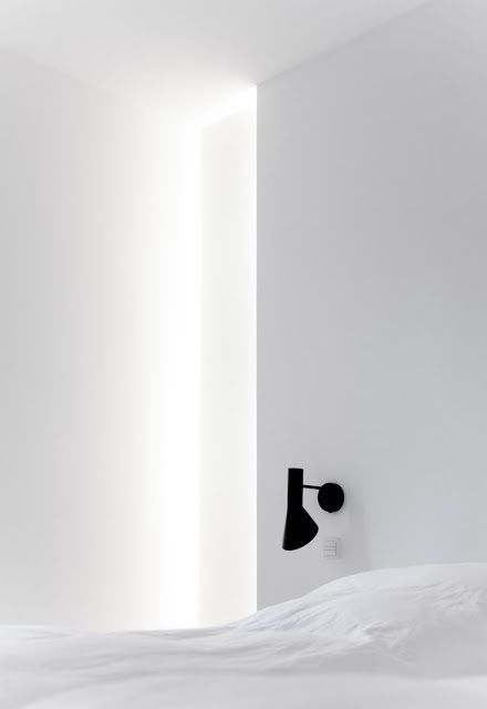 White bedroom - Norm Architects