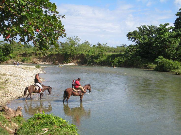 På denne udflugt kommer I til at opleve tropiske skove, dominikansk kultur og betagende flotnatur – fra hesteryg! På rideturen kommer I igennem den meget fascinerende og frodige regnskov og krydser flere gange Yasicafloden.  http://www.falklauritsen.dk/rejser/central-amerika/den-dominikanske-republik