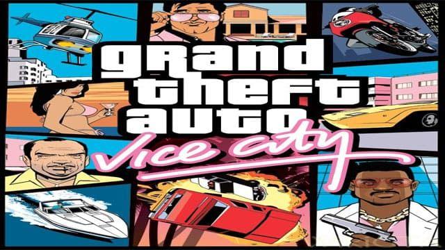 تحميل لعبة جاتا Gta Vice City للكمبيوتر من ميديا فاير Grand Theft Auto Artwork Grand Theft Auto Grand Theft Auto Series