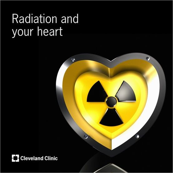 Why radiation therapy doubles your risk of a cardiac event.