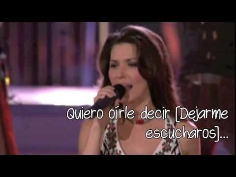 Any Man Of Mine - Shania Twain (Traducida Al Español) - YouTube