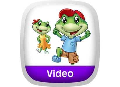 LeapFrog Explorer™ Video App Talking Words Factory