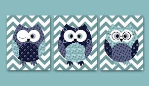 Baby Boy Nursery Ideas, Owl Nursery!