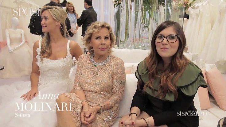 Intervista alla stilista Anna Molinari - Sposi Magazine