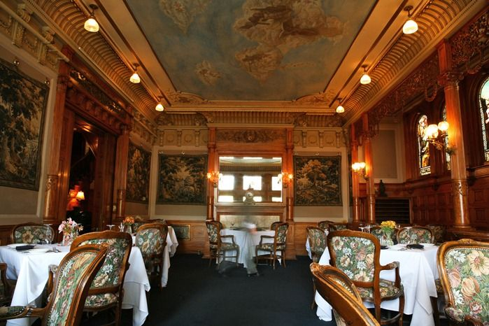 Best Romantic Restaurants In Detroit