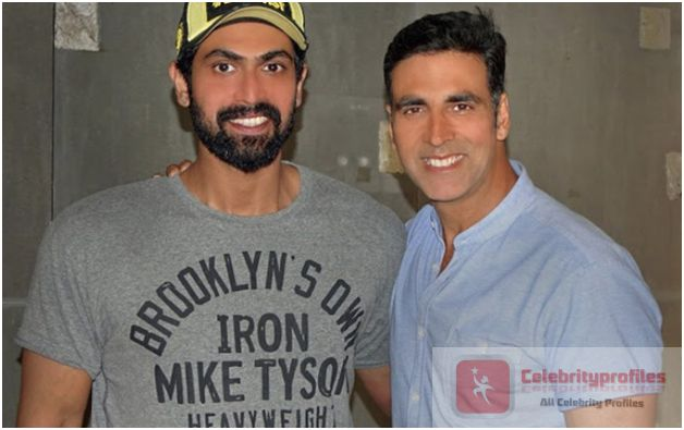 Akshay Kumar guest role in Rana's Next Movie