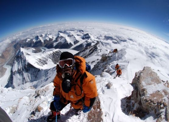 This week, our adventurer is the first person to have reached the summit of Mt. Description from pinterest.com. I searched for this on bing.com/images