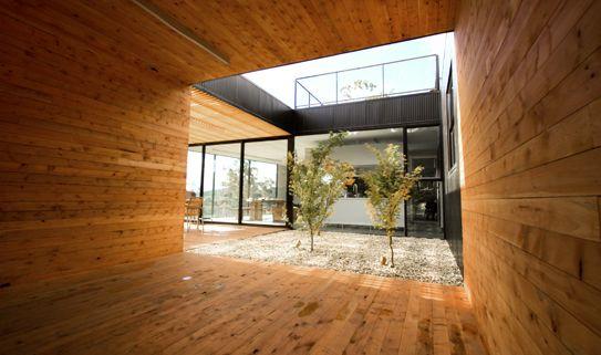 ARH2 by Room 11, Tasmania modern wood architecture interior