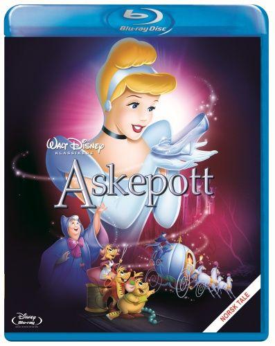 Disney Klassiker 12: Askepott (Blu-ray) (Blu-ray)