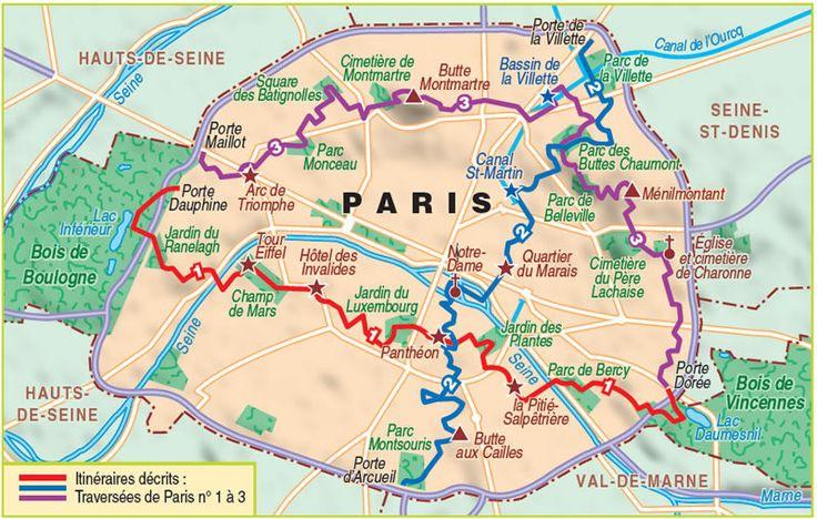 sentier randonnées parisiens (©DR)