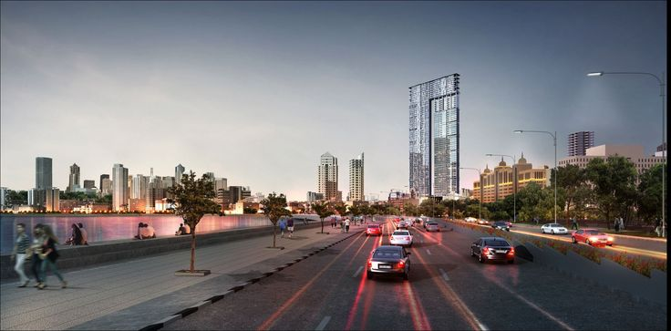 CGarchitect - Professional 3D Architectural Visualization User Community | CGI for an Upcoming High Rise Project in Mumbai