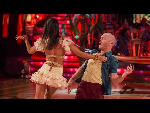 ▶ Jake Wood & Janette Manrara Salsa to 'Mambo No5' - Strictly Come Dancing: 2014 - BBC One - YouTube