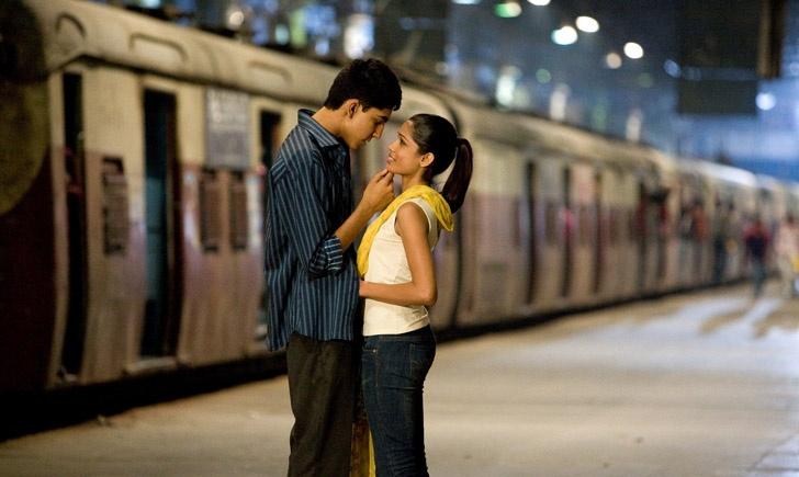 Slumdog Millionaire!  OMGoodness!!!   I LOVED this movie!!!