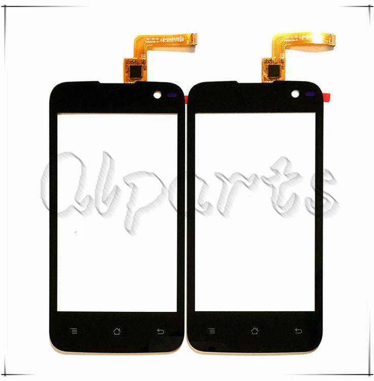 Écran tactile Digitizer Pour Highscreen gagnant-gagnant SmartPhone Tactile Panneau Avant En Verre Capteur Écran Tactile Avec Autocollant Livraison Gratuite
