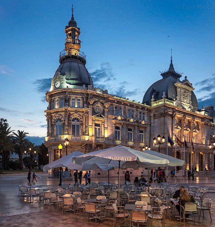 Ayuntamiento de Cartagena. España