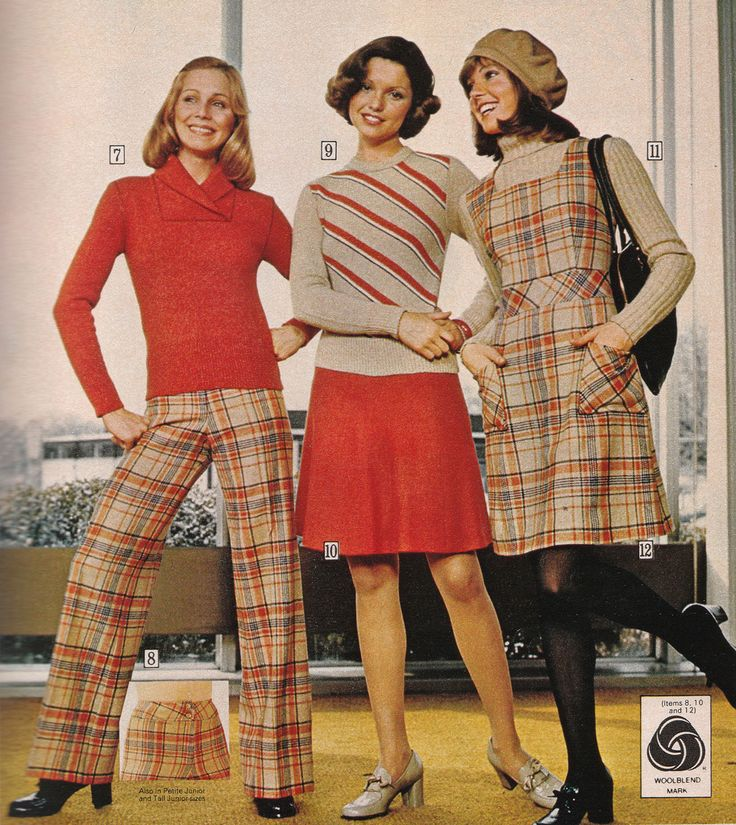 17 Best Images About Women S Fashion That I Love On: 17 Best Images About 70's Catalog Fashions On Pinterest
