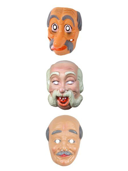 """https://11ter11ter.de/59905697.html Gesichtsmaske """"Alter Mann"""", in verschiedenen Varianten #11ter11ter #maske #gesicht #fasching #halloween #kostüm #outfit #mask"""