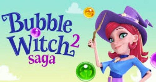 Game Penguras Baterai Smartphone Android - Bubble Witch 2 Saga