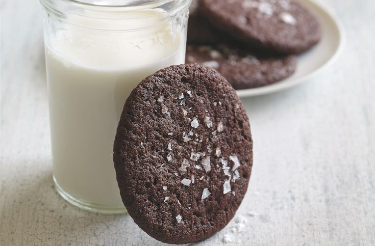 Bake It Now: Salted Chocolate Shortbread
