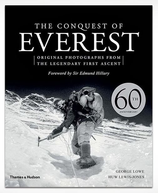 Original photographs from Sir Edmund Hillary and Tenzing Norgay's incredible first ascent of Everest.