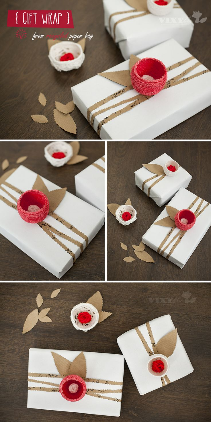 Gift wrapping ideas for home made baked goods - Find This Pin And More On Packaging And Gift Wrap Vixyblu Handmade Creative