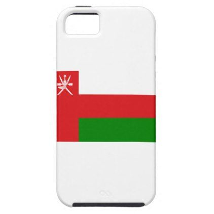 #Low Cost! Oman Flag iPhone SE/5/5s Case - #travel #electronics