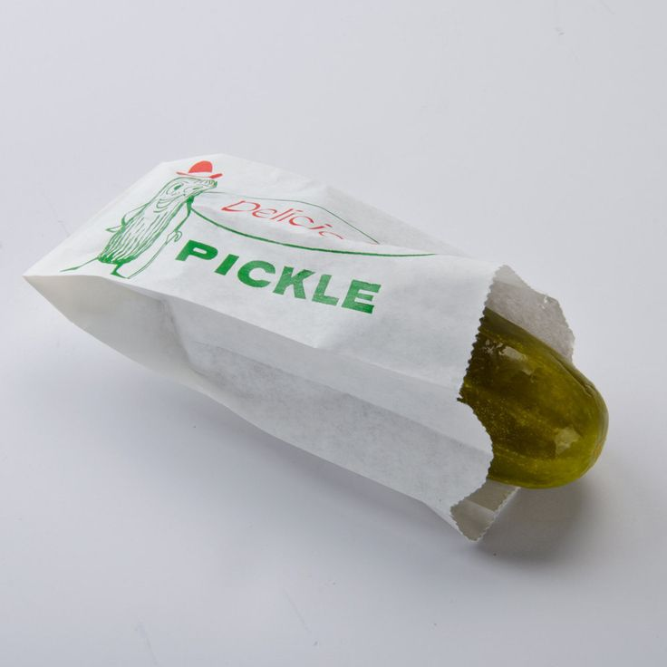 White Glassine Delicious Pickle Bags Parties Birthday Cookout  Wedding Showers Set of 25 by Lyonscountrymarket on Etsy https://www.etsy.com/listing/173179669/white-glassine-delicious-pickle-bags