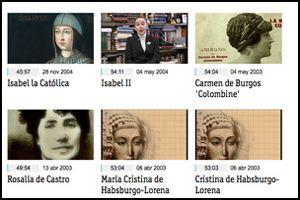 Documental: Las mujeres de la Historia