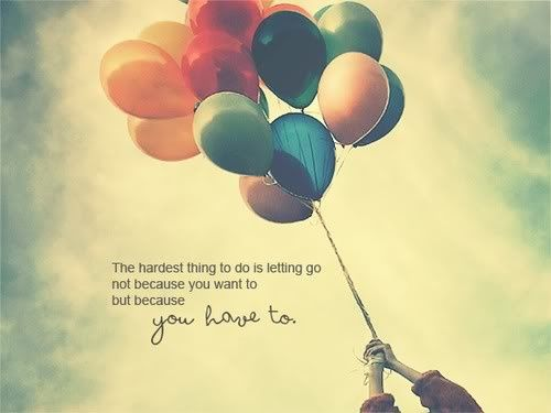 You can't keep hurting the ones who love you.