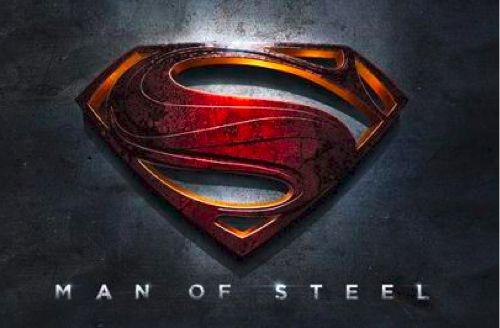 "New ""Superman: Man of Steel"" Insignia"