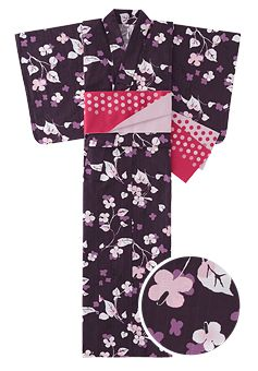 UNIQLO Feature Yukata WOMEN