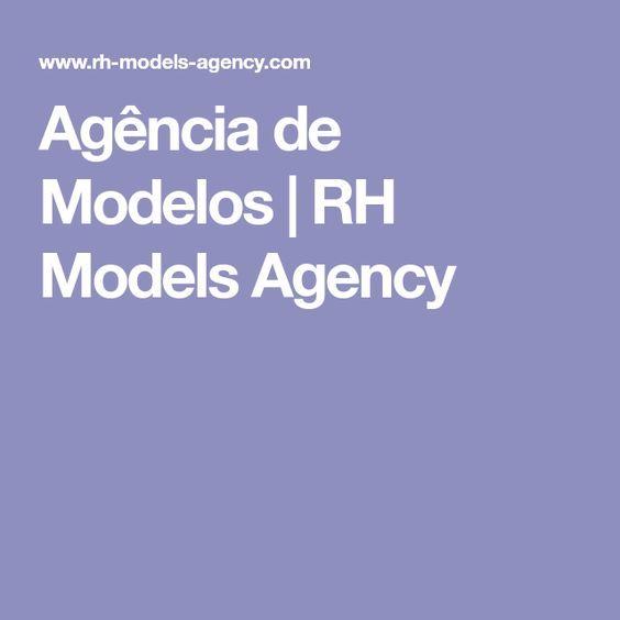 Agência de Modelos | RH Models Agency