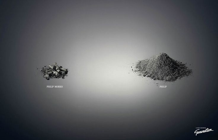 Ashes to ashes Print Advertisement by King Solutions KB