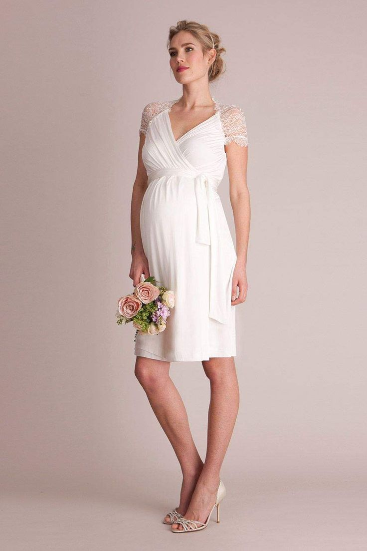 75 best Maternity Wedding Dress images on Pinterest | Homecoming ...