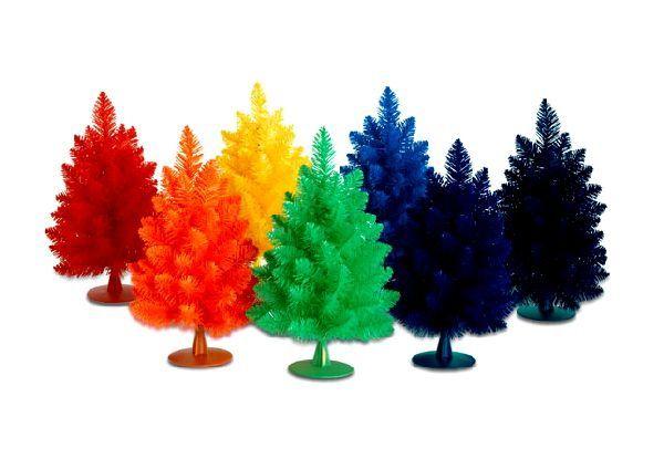 blackrainbow christmas trees - photo #10